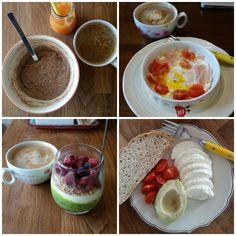 As Minhas Receitas: 5 Pequenos Almoços Rápidos e Deliciosos para Variar