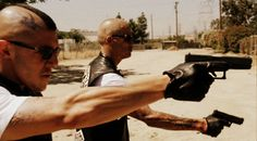 Sons of Anarchy | Theo Rossi, David Labrava