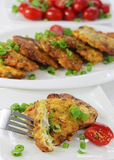 Chicken cutlets in French. Chicken Cutlet Recipes, Chicken Cutlets, Polish Chicken, Polish Recipes, Calzone, Tandoori Chicken, Catering, Cake Recipes, Food And Drink