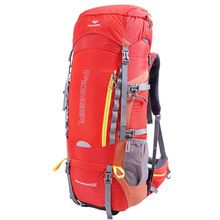 60L Outdoor Travel Camping Waterproof Cut Resistant Polyester 3 Colors Big…