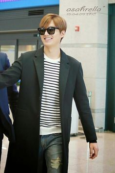 2015-4-9 at Incheon Airport from Shanghai | Lee Min Ho