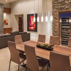63 Dining Room Decorating And Layout Ideas