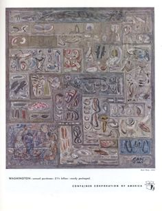 Mark Tobey - May 1948