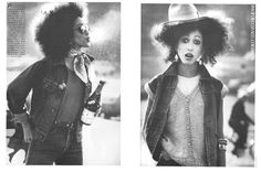 Young Pat Cleveland | Pat Cleveland