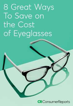 The cost of eyeglass