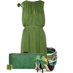 Green with envy