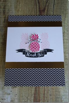 Stampin' Up Pop of Paradise