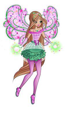 Flora Winx, Power Girl, Winx Club, Character Description, Drawing Tools, Literature, Oc, Novels, Princess Zelda