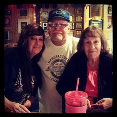 My father in law and my Mom