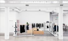 The democratic, utilitarian ethos of the forward-thinking online retailer Everlane has finally manifested itself as a physical space. As of last weekend, the San Francisco-based company is now taking visitors at its newly designed showroom, masterminde...