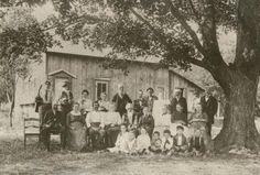 Butler family 1903