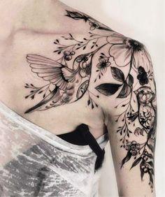 Hummingbird-Tattoo-Ideas