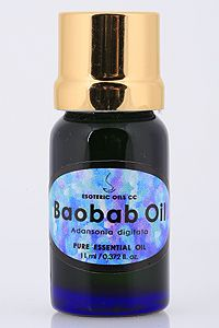 "Organic Baobab oil | The Baobab tree must be one of the most intriguing trees growing on the African continent - and is often referred to as the ""upside-down"" tree which can have a lifespan of up to 6,000 years."