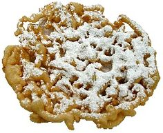 Funnel Cake Recipe -