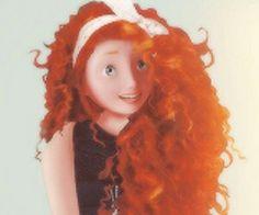 Нарисованная Мерида Modern Merida, Jelsa, Disney And Dreamworks, Disney Characters, Fictional Characters, Disney Princess, Modern Princess, Fantasy Characters, Disney Princesses