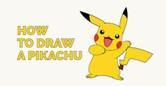 How to Draw Pikachu: Easy and Simple Guide