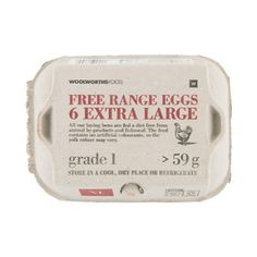 Seed and oat rusks   Woolworths.co.za Free Range, Large Egg