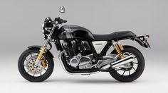 Honda CB 1100 RS um clássico moderno