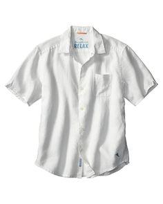 Tommy Bahama - Sea Glass Breezer Camp Shirt