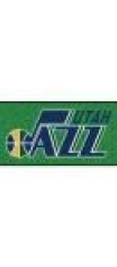 FANMATS NBA Utah Jazz 1 ft. 6 in. x 6 ft. Indoor 1-Hole Golf Practice Putting Green-9431 - The Home Depot | Putting Green Holes | Diy Putting Green | How To Build A Synthetic Putting Green | Outdoor Putting Green Carpet. At Last! An Easy To Install, Realistic, Low Maintenance & Affordable Backyard Golf Green For Any Serious Golfer #minigolfing #golfer #golfoutfitswomen #Products Outdoor Putting Green, Practice Putting Green, Golf Green, Golf Practice, Perfect Golf, Utah Jazz, Golf Lessons, Green Carpet, Play Golf