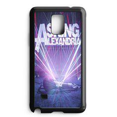 Asking Alexandria Ben Bruce Metal Rock Music Samsung Galaxy Note 5 Edge Case