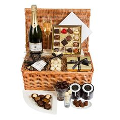 of the - save on this Champagne & Chocolate Hamper, price correct as on Food Hampers, Gift Hampers, Gift Baskets, Chocolate Hampers, Chocolate Gifts, Hampers Online, Chocolate Delivery, Luxury Hampers