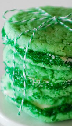 Super Simple St. Patrick's Day Cookies Recipe