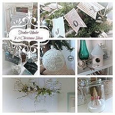 twelve inexpensive ways to decorate for christmas, crafts, seasonal holiday d cor, This is just a sample of my inexpensive ideas