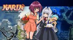 Karin Anime Neko, Karin Chibi Vampire, San