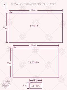 Tutorial de costura: Tula en acolchado. – Nocturno Design Blog Elegante Y Chic, Design Blog, Petunias, Diagram, Chart, Tela, Couture Facile, Fashion Handbags, Sewing Tutorials