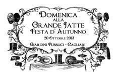 DOMENICA ALLA GRANDE JATTE – FESTA D'AUTUNNO – GIARDINI PUBBLICI – CAGLIARI – DOMENICA 20 OTTOBRE 2013
