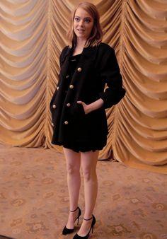Emma Stone seen at Open Road Films 'Spotlight' Special Screening hosted by Emma Stone, December 02, 2015.