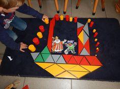 Constructieve driehoeken en de stoomboot van Sinterklaas - MontessoriNet
