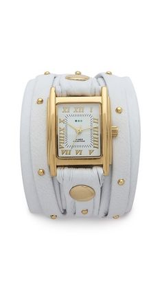 La Mer Collections Часы-браслет с заклепками
