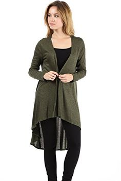 Le More Hacci Two Tone Long Cardigan Small Olive Le More https://www.amazon.com/dp/B015GEM69W/ref=cm_sw_r_pi_dp_x_ySzEybYJ7V6XF