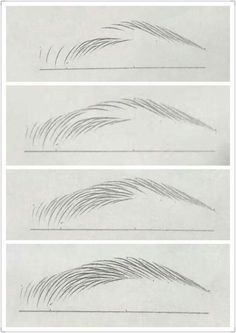 Malerei/Zeichnen Art Inspirations Eyebrow tutorial Wedding Faq: Answers For Planning And Paying For Pencil Art Drawings, Art Drawings Sketches, Face Drawings, Inspiration Art, Art Inspo, Pencil Drawing Inspiration, Drawing Techniques, Drawing Tips, Pencil Drawing Tutorials