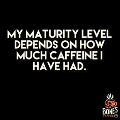 Sometimes that doesn't help. #coffee #saltedcaramel bonescoffee.com