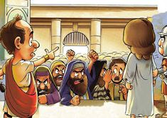 SGBlogosfera. Amigos de Jesús: PREPARAMOS LA SEMANA SANTA Bible Cartoon, Jesus Cartoon, Jesus Crafts, Bible Crafts, Bible Stories For Kids, Bible For Kids, Jesus Artwork, Spiritual Pictures, Bible Illustrations