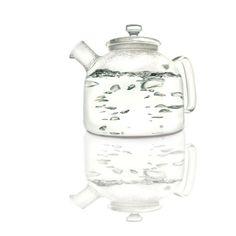 Teavana Glass Kettle