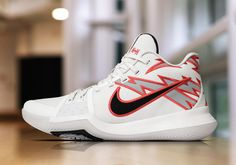 570d0efac57  sneakers  news Kyrie Irving s Game 2 PE Inspired By Greased Lightning And  His Love Of Musicals