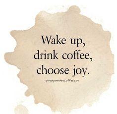 Choose joy!!!