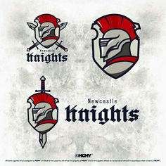 Knights Newcastle Rebrand. #knightsnewcastle . Vector for sale. If you interested, drop your email to: middleclassmy@gmail.com #logo #logolounge #logoplay #upforsale #logoforsale #vectorforsale #vector #thevectorproject #illustration #adobeillustrator #kualalumpur #malaysia #mba #sport #sportlogo #rugby #rugbyleague #malaysianrugby #red #emblem #shield #rugbylife #proleteformula #knight #strikerugbygear #ruggers #rugbyattitude Soccer Logo, Sports Logo, Branding Design, Logo Design, Logo Branding, Packaging Design, Newcastle Knights, Mc Logo, Knight Logo