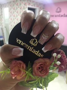 Diseños uñas Cute Pedicure Designs, French Manicure Nail Designs, Manicure And Pedicure, Nail Art Designs, Bad Nails, Love Nails, Cute Pedicures, Magic Nails, Hair And Nails