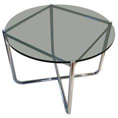Ludwig Mies Van Der Rohe ,MR Side Table  1927
