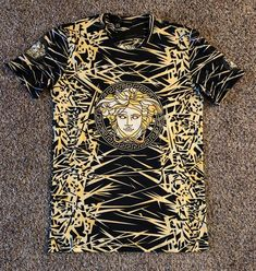 e21ea06a Versace Medusa T-Shirt Size Large New With Tags Multicolor #fashion  #clothing #