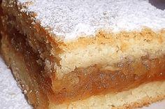 Lenja pita sa jabukama - Ana Vuletić - Recepti i Kuvar online - My site Pita Recipes, Cooking Recipes, Posna Predjela, Croatian Recipes, Apple Cake, Cake Cookies, Recipies, Cheesecake, Deserts