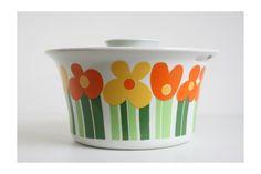Annemarie Figgjo Casserole Lidded Bowl Ovenware by vintagemoodsNL