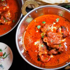 Butter Chicken - One of the most delicious Indian recipes you will ever make.