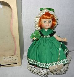 Reproduction A WRIST hang TAG Made For 1950/'s VOGUE EARLY Ginny Dolls