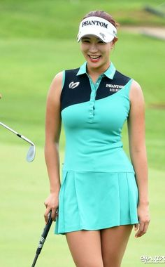 Great Women, Amazing Women, Beautiful Women, Female Athletes, Female Golfers, Play Golf, Golf Outfit, Ladies Golf, Sports Women